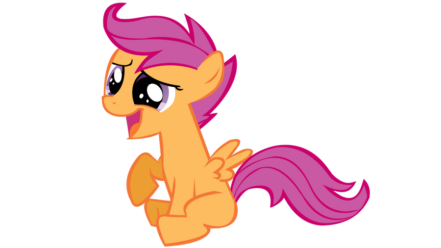 Scootaloo Vector by to...