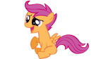 Scootaloo Vector