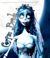 Corpse Bride. by Miss-Vengeance