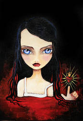 Petite fille by mokona73