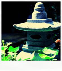 japanese lantern by mokona73