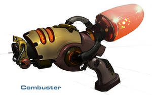 Combuster by dee-virus
