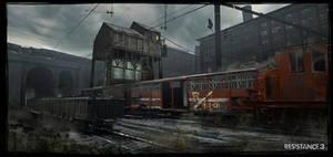 R3 St. Louis Trainyards by dee-virus