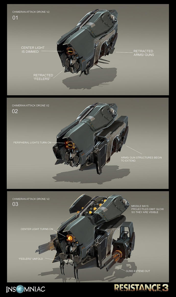 Concepts drones on pinterest drones slums and sci fi for Design attack