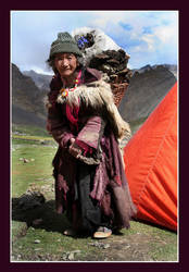 Miss Zanskar by faondejade