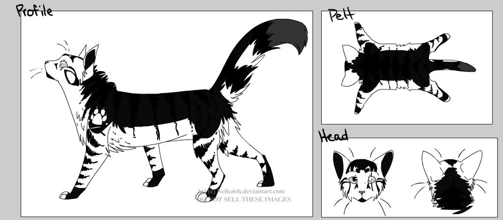 Nightshade Warrior Cat