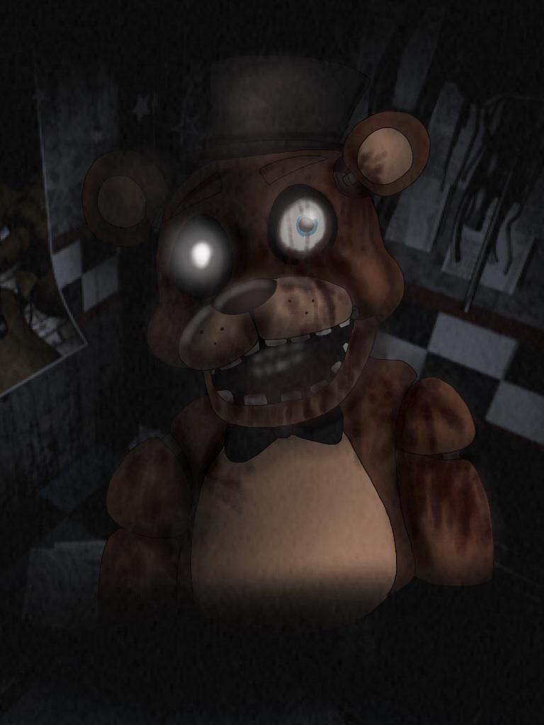 Freddyyy by love-me-drowned