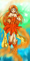 Seira-Mermaid Melody! (Puni-kun14 request)