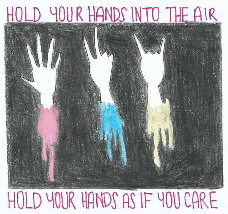 Hold your hands up high for celebrity hand bras 2