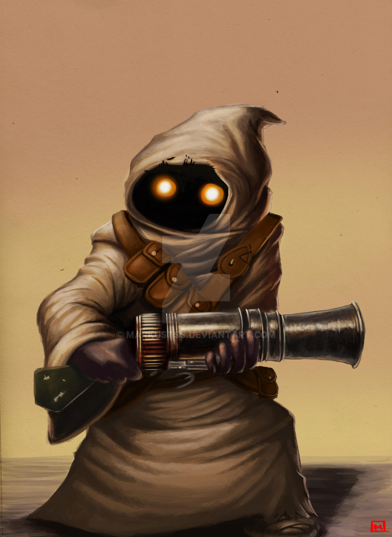 Jawa by MarkusTSS on DeviantArt