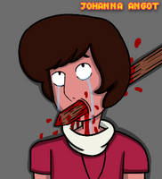 Impaled Kevin by JohannaAngotOfficial