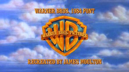 Warner Bros. 1984 Font