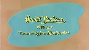 Hanna-Barbera 1960 Font Picture by JamesMoulton1988