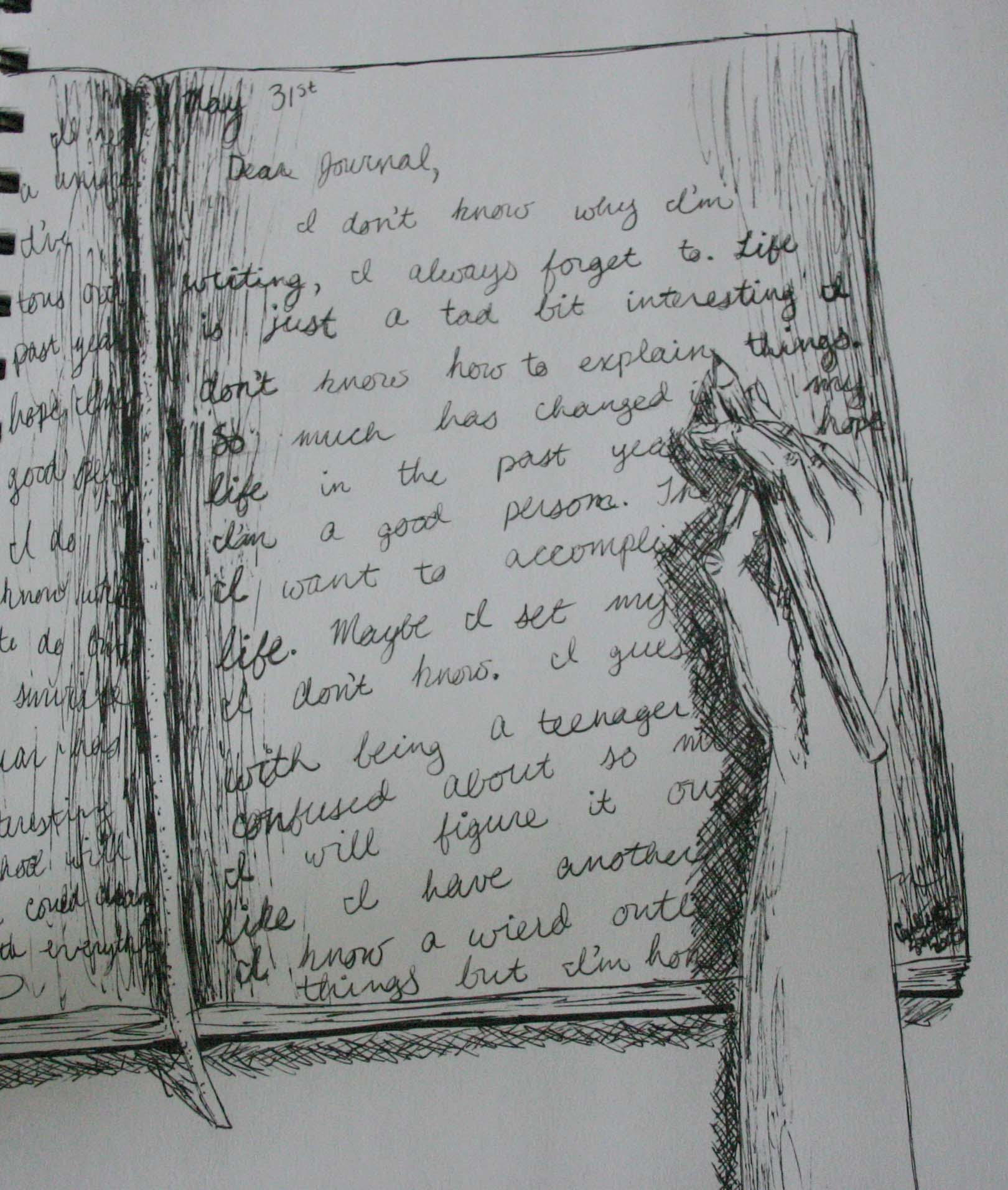 how to delete journal entry on deviantart