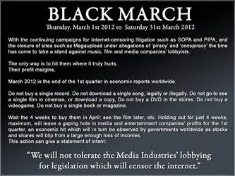Black March