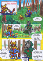 Knight and squire Page 1 by TommasoSolari