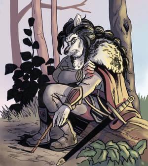 Althalos the warrior
