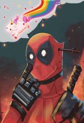 Deadpool by schults