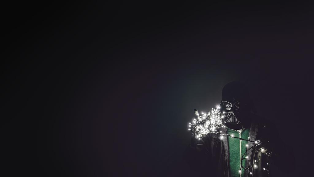 Darth Vader Christmas Wallpaper By Jimykx