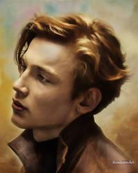 Bad boy by RosaLuceArt