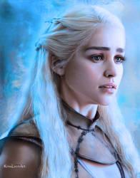 Daenerys by RosaLuceArt
