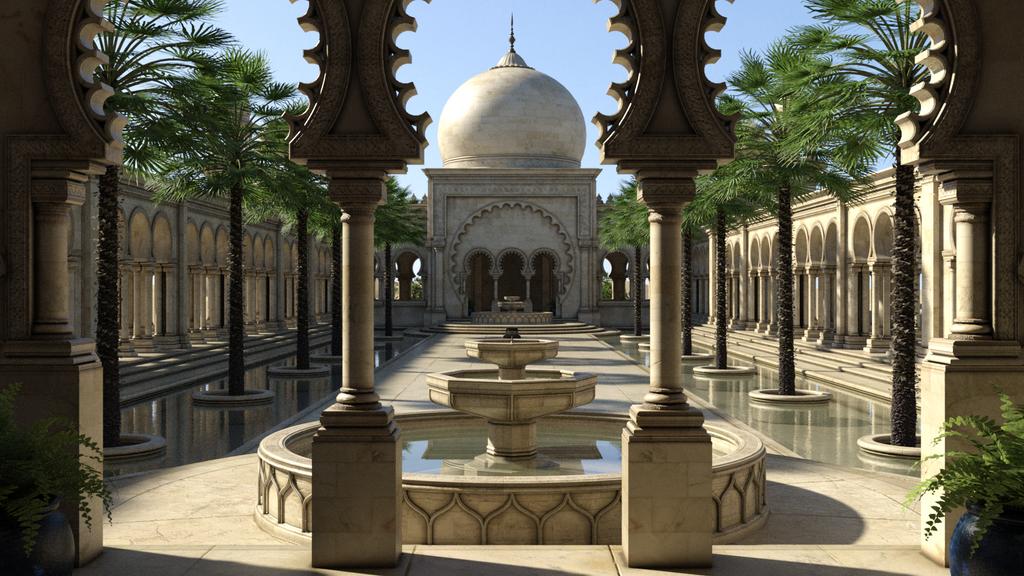 Saba'a Alkair by ItiseyeMeeSzark