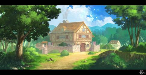 Home by Pigsomedom