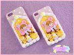 Sweet Bears House iPhone case by Irudisu