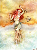 Little Mermaid by waterpieces