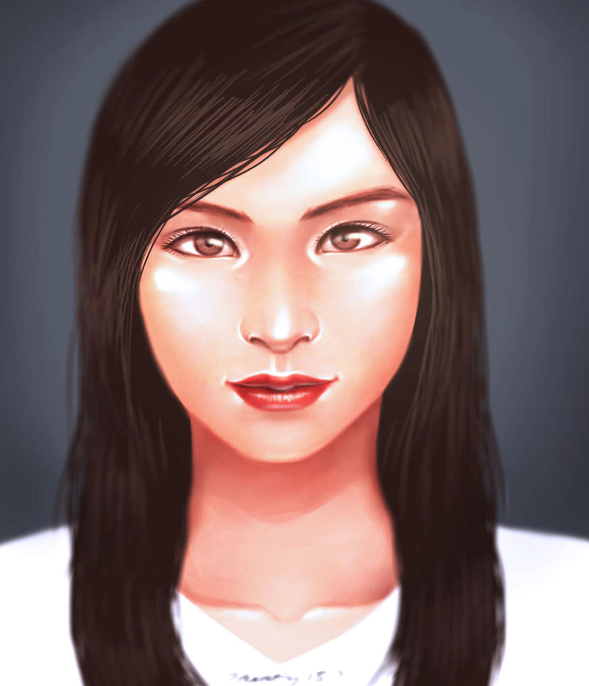 If Soo Hwa was real by waterpieces