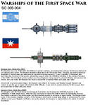 Warships of the First Space War