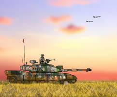 Pelernan Armor, Gundor Campaign '24 by Another-Eurasian