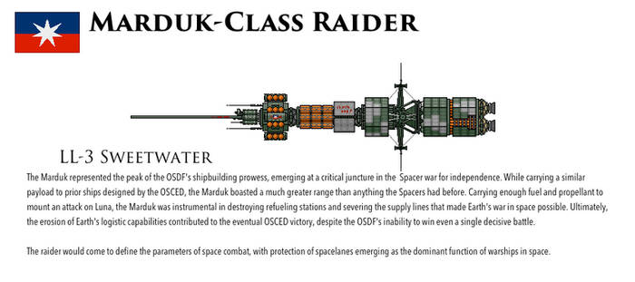 Marduk-Class Raider