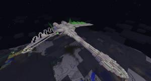 Eureka 7 Gekko Go in Minecraft-1