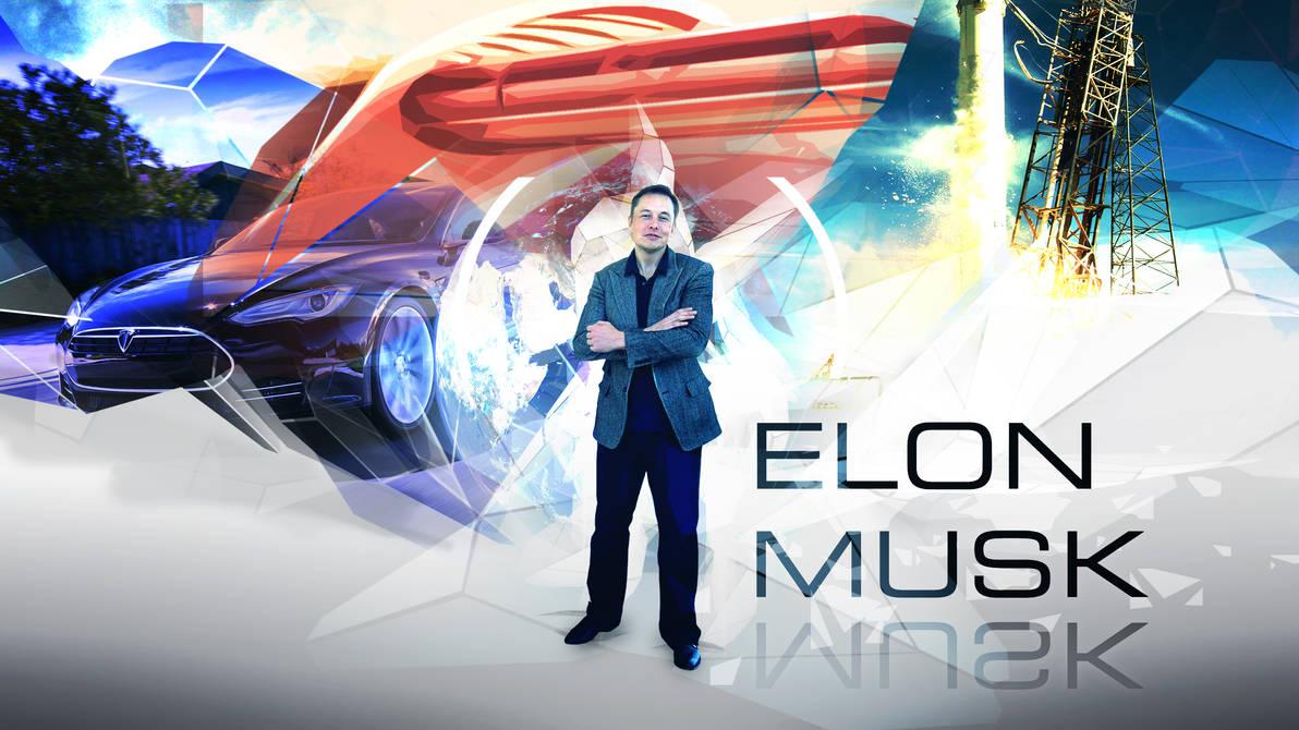 Elon Musk Wallpaper 16 9 By Klamek97 On Deviantart