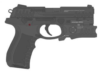 M8 'Kenaz' Personal Defense Weapon by TastyJuice