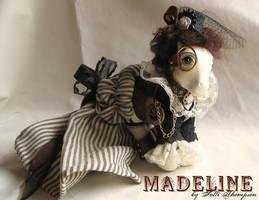Madeline - Steampunk pony by SalliCostumer