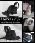Severus Snape by SalliCostumer