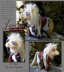 My Little Jareth Pony