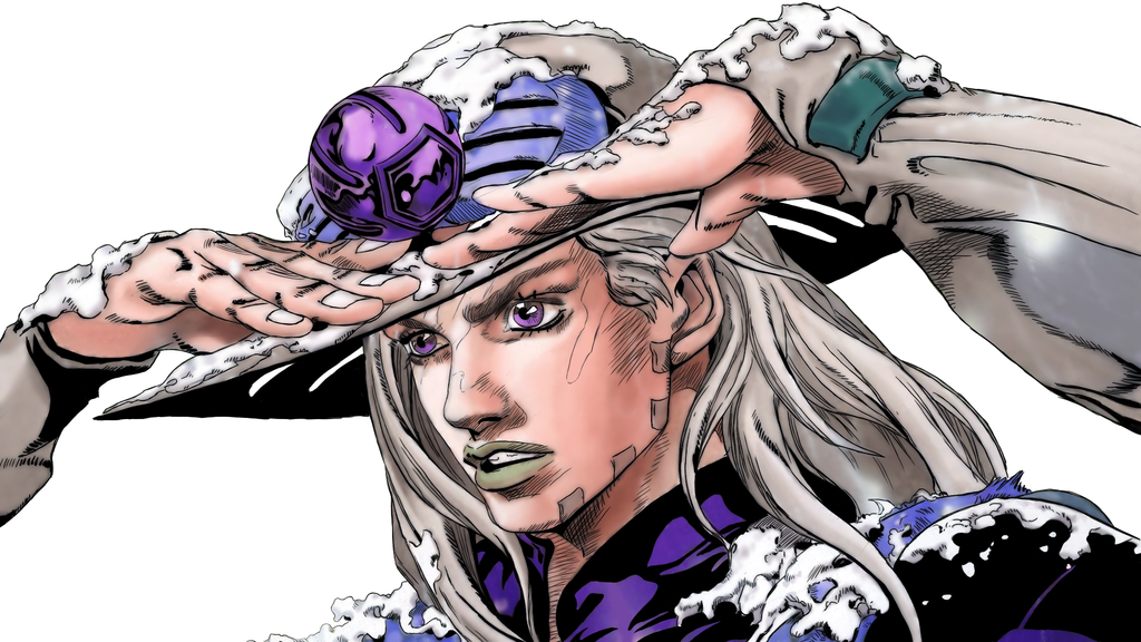 Gyro Zeppeli By Nostra-Drawing On DeviantArt