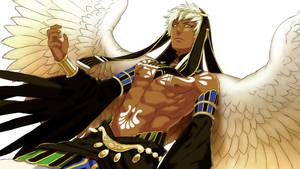 Thoth Caduceus God Version