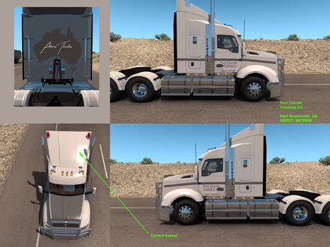 ATS Skin request by Xantec