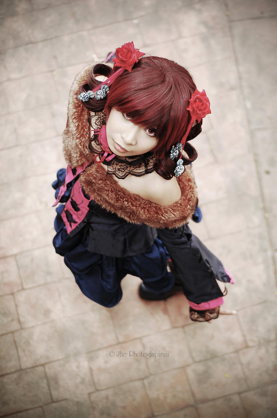Amy by kurorochan