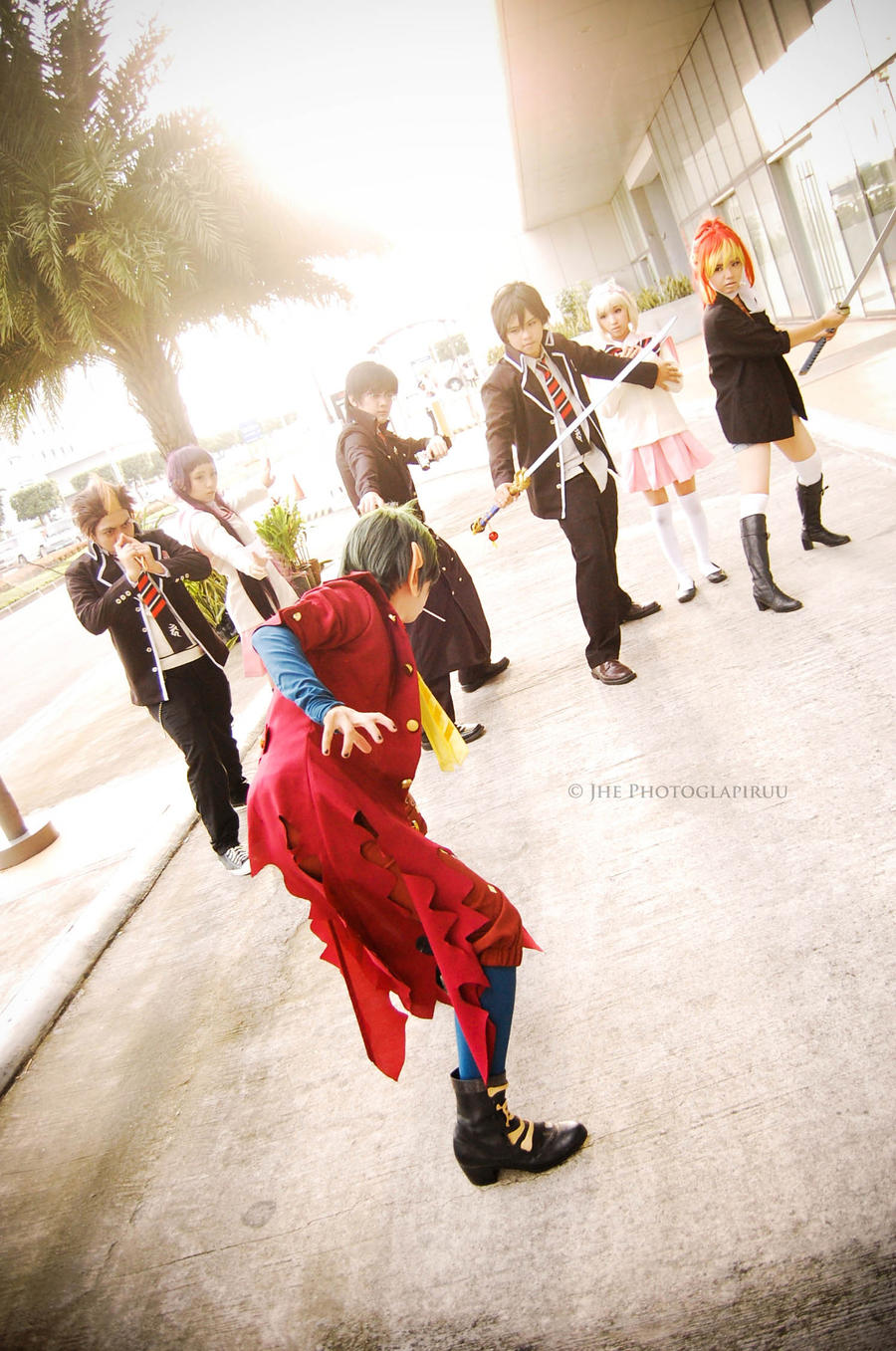 Ao No Exorcist by kurorochan