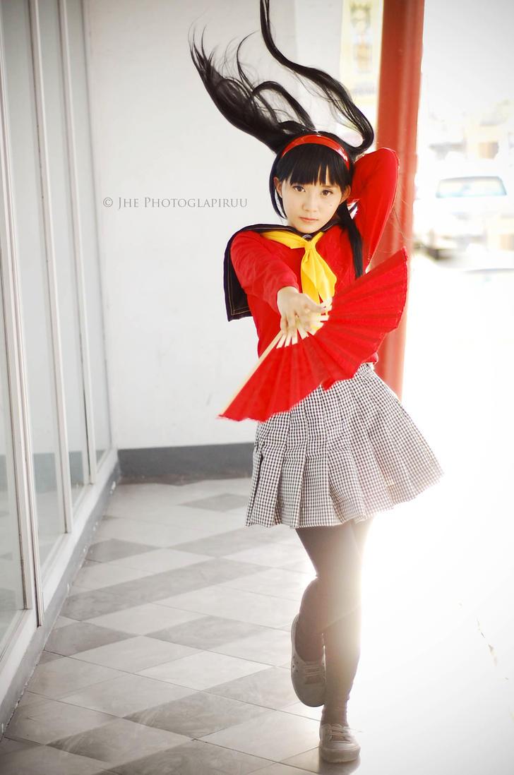 Yukiko by kurorochan