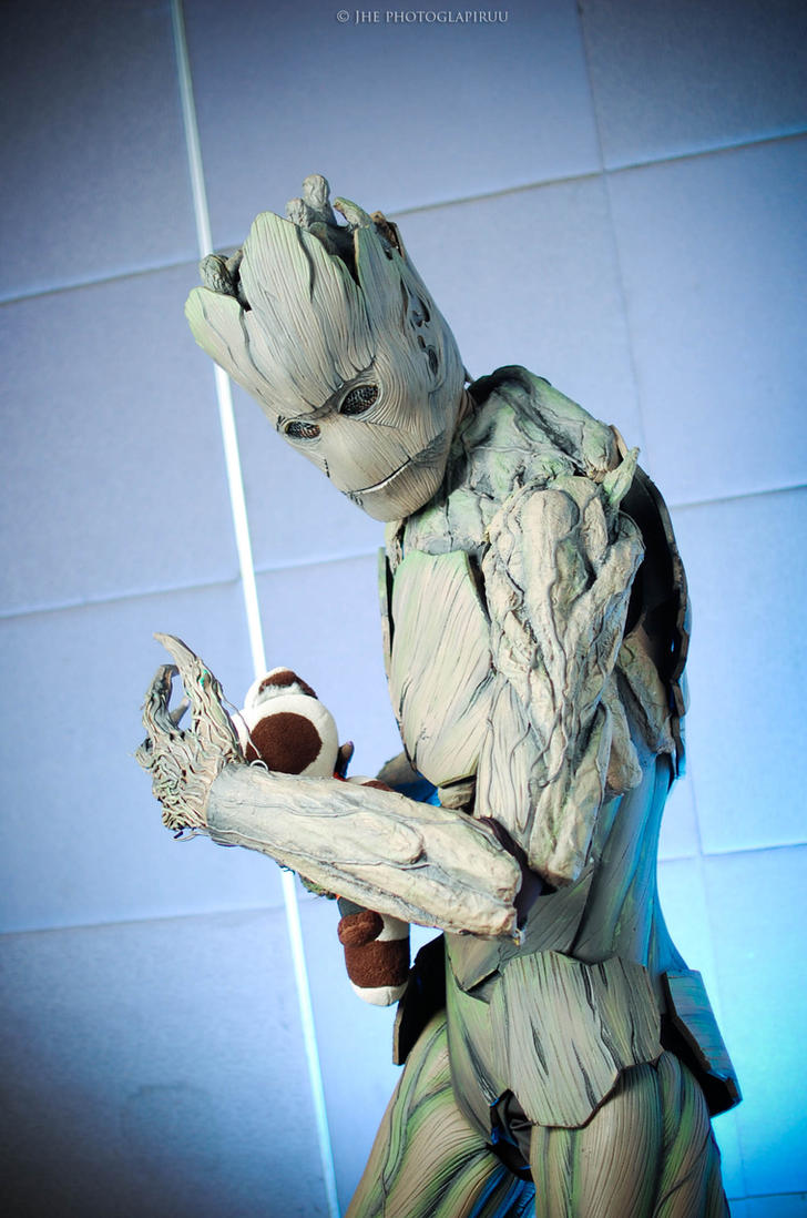 Groot by kurorochan