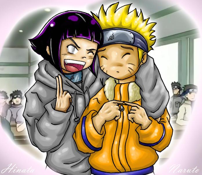 Naruto og Hinata dating fanfic
