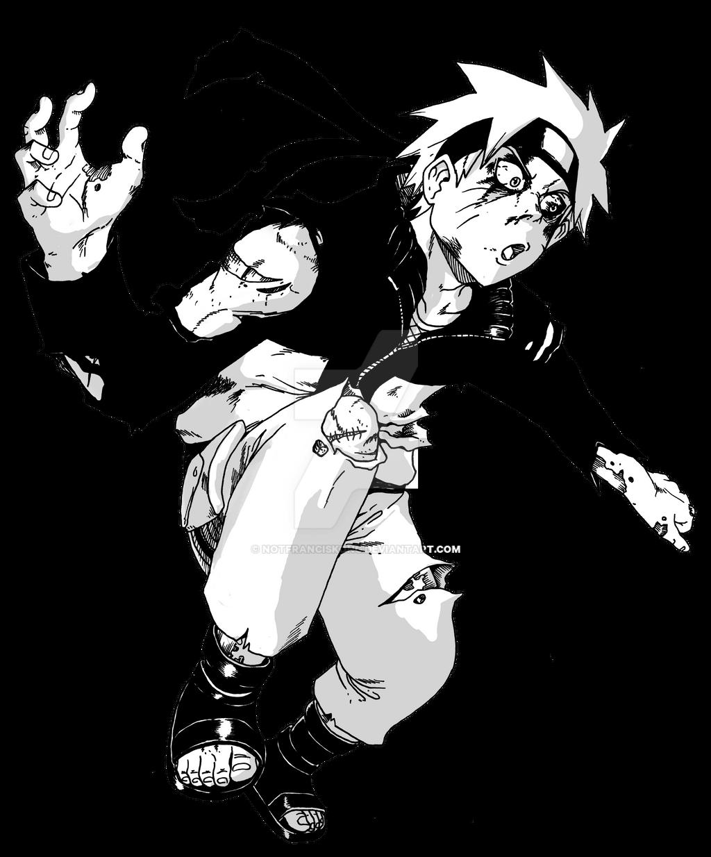 74 Gambar Naruto Zombie Paling Bagus