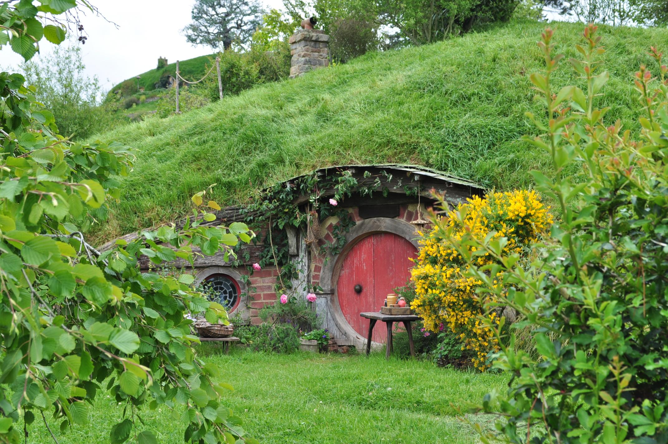 The hobbit hole houston