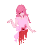Sparkly blood
